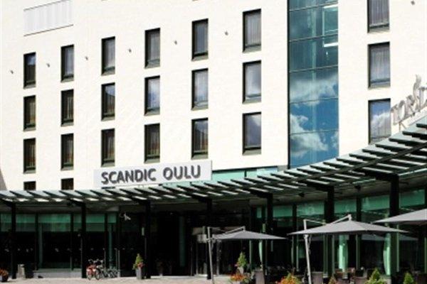 Scandic Oulu - фото 22