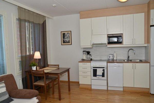 Home's Apartments - фото 22