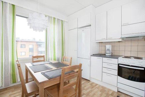 Апартаменты Kotimaailma Oulu - фото 15