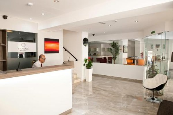 Spinola Hotel - 17
