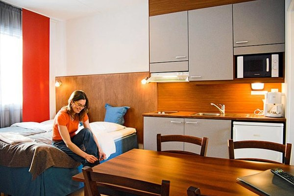 Oravi Apartments - фото 43