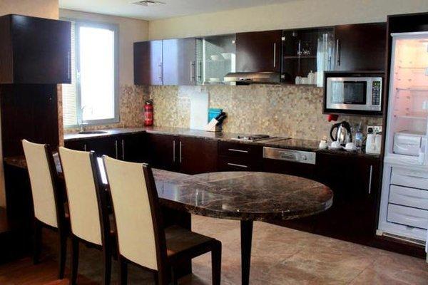 Tulip Creek Hotel Apartments - фото 12