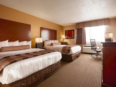 Хостел Best Western Plus Milwaukee Airport Hotel & Conference Center