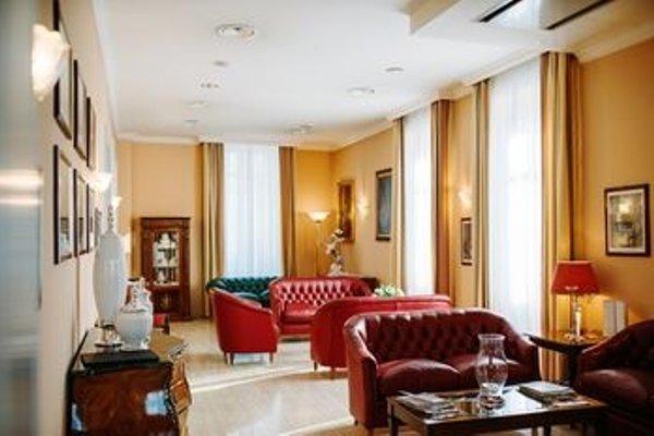 Hotel Villa Traiano - фото 4