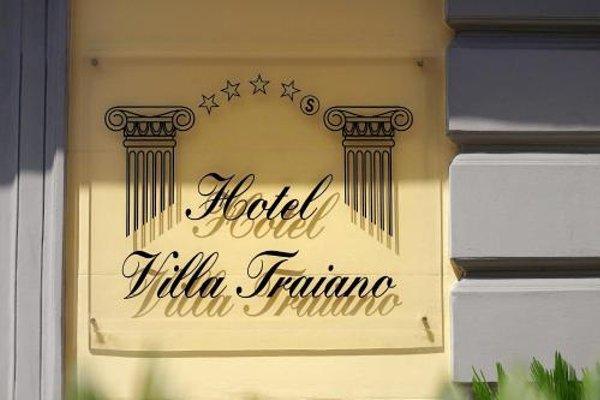 Hotel Villa Traiano - фото 6