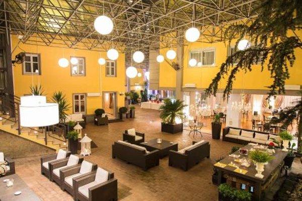 Hotel Villa Traiano - фото 8