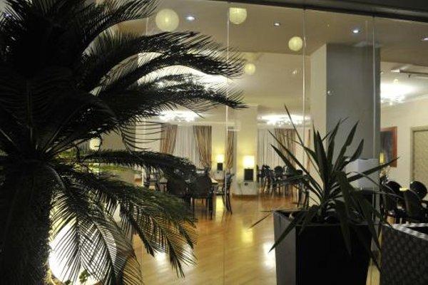 Hotel Villa Traiano - фото 9