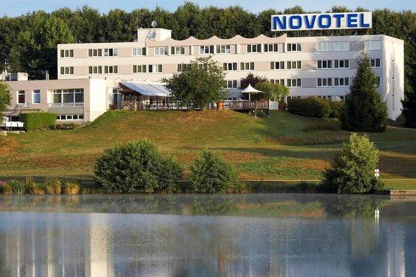 Novotel Limoges Le Lac - фото 23