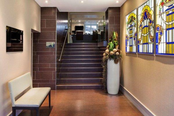 Best Western Plus Hotel Richelieu - фото 17