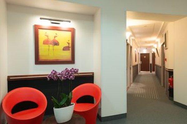 Inter Hotel Atrium - 8