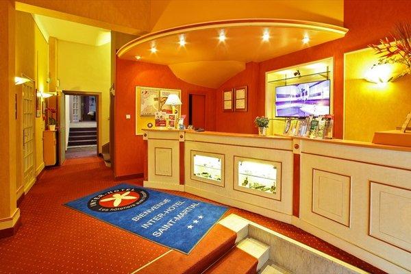 Inter-Hotel Saint Martial - фото 18