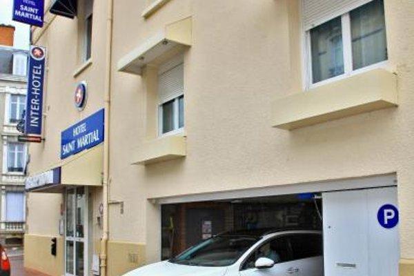 Inter-Hotel Saint Martial - фото 23