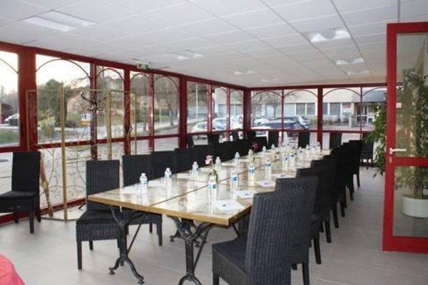 Hotel du Parc Limoges - фото 13
