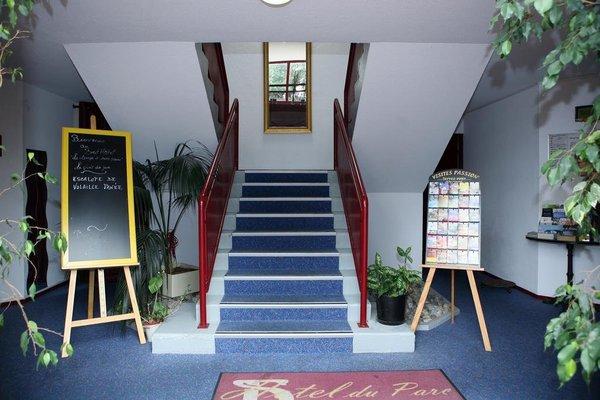 Hotel du Parc Limoges - фото 22