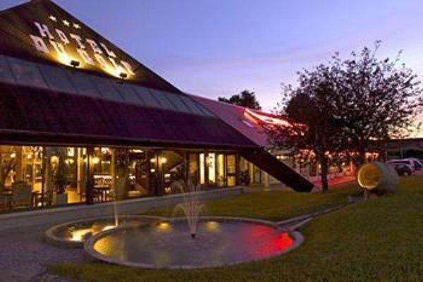 Hotel du Golf - 16