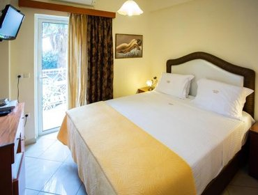 Гестхаус Irida Beach Resort Suites