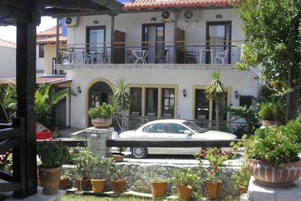 Makedonia Hotel - фото 21