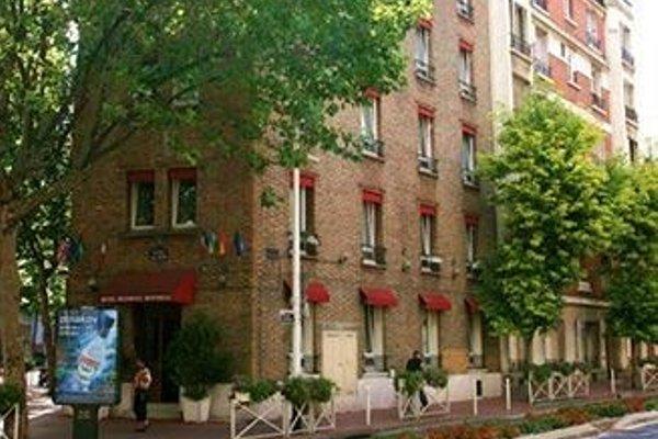 Comfort Hotel Sixteen Paris Montrouge - фото 50