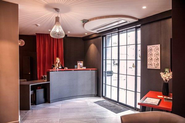 Comfort Hotel Sixteen Paris Montrouge - фото 15