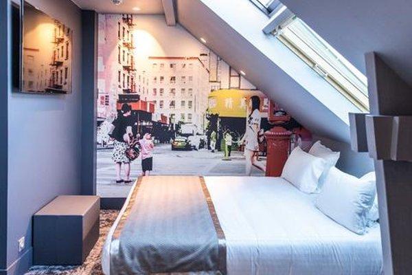 Comfort Hotel Sixteen Paris Montrouge - фото 16