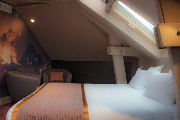 Comfort Hotel Sixteen Paris Montrouge - фото 4