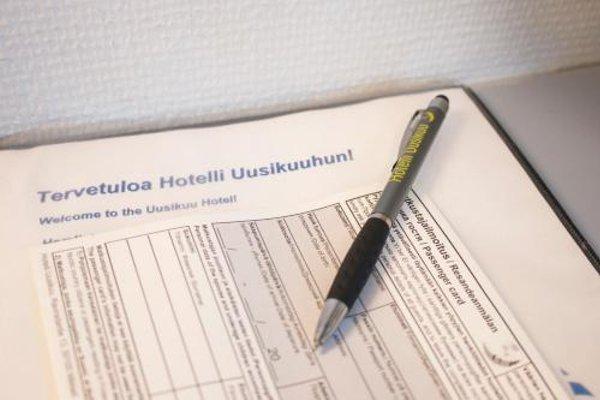 Hotel Uusikuu - фото 16