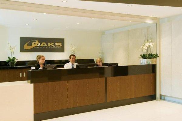 Oaks Charlotte Towers - фото 13