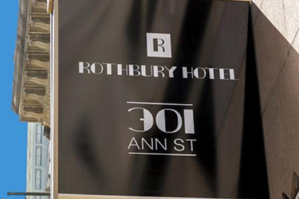 ULTIQA Rothbury Hotel - фото 13