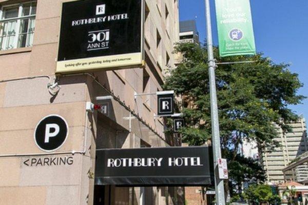 ULTIQA Rothbury Hotel - фото 21