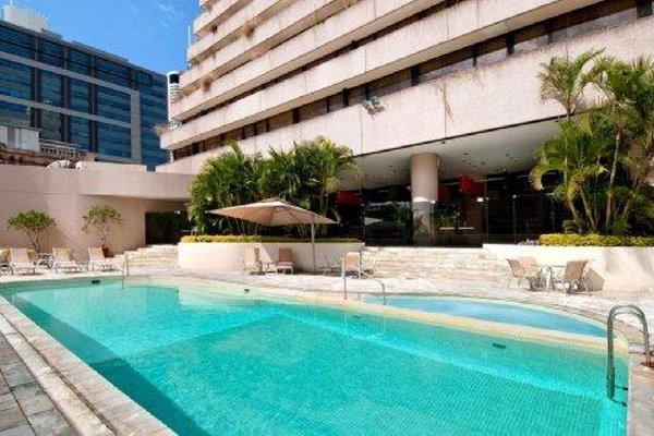 Hilton Brisbane - фото 20