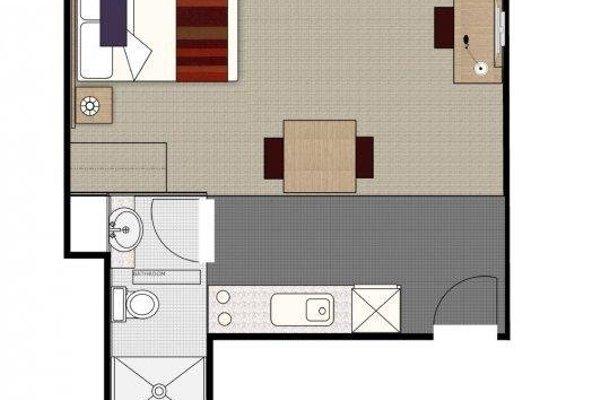 Sudima Suites Brisbane - 18