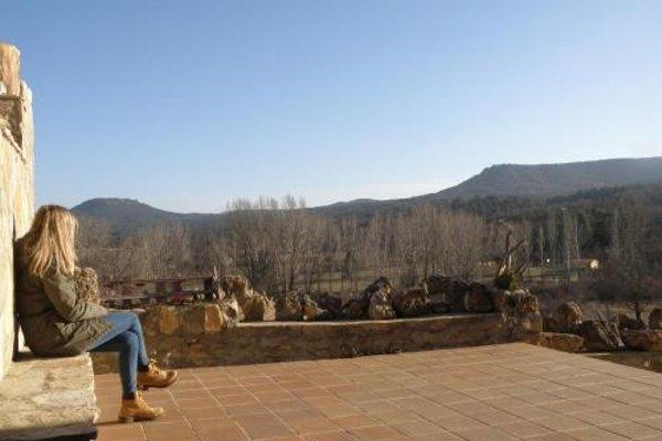Casa Rural El Escaleron - фото 12