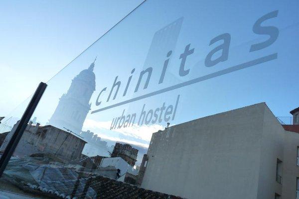 Chinitas Urban Hostel - фото 22
