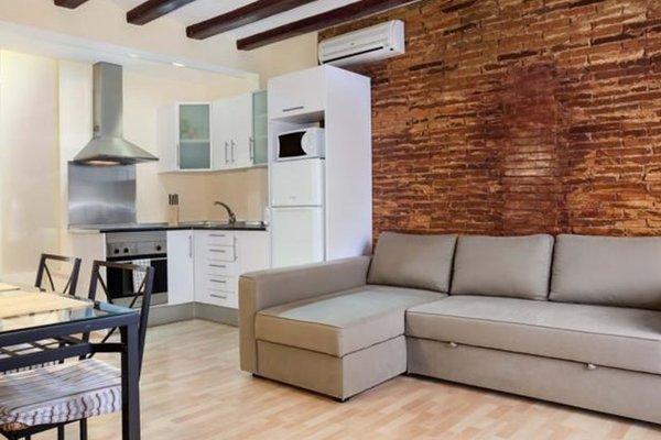 Ramblas Apartments - фото 41