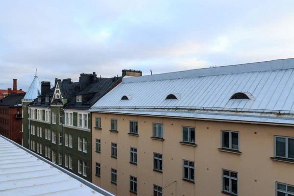 Rooftop Apartment With Sauna - фото 12