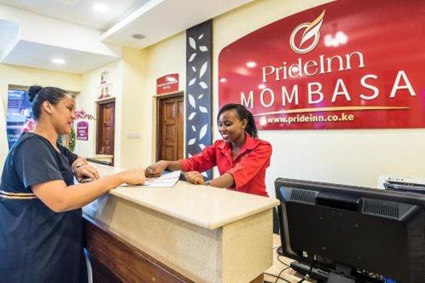 Prideinn Hotel Mombasa - 15