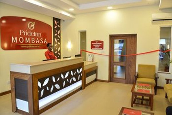 Prideinn Hotel Mombasa - 16