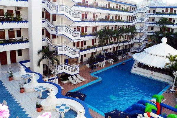 Hotel Fiesta Mexicana - фото 50