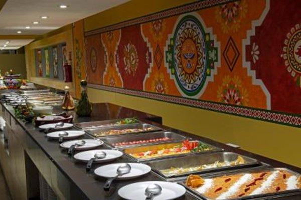 Hotel Fiesta Mexicana - фото 10