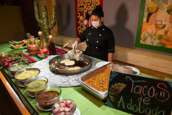 Hotel Fiesta Mexicana - фото 11