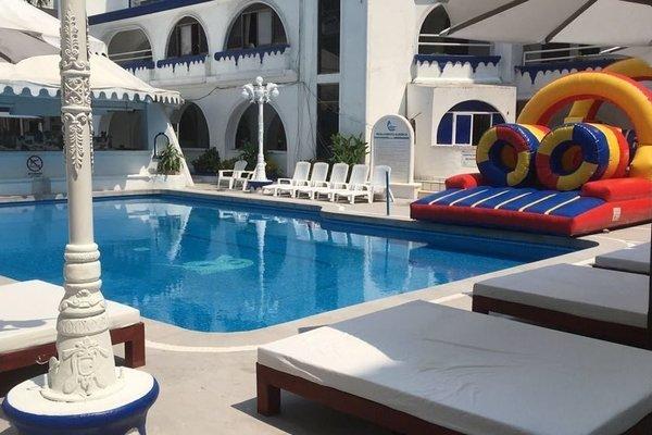 Hotel Fiesta Mexicana - фото 18