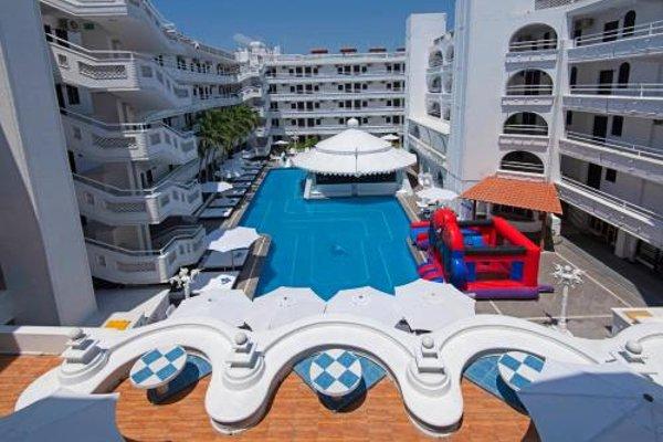 Hotel Fiesta Mexicana - фото 19