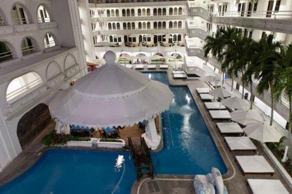 Hotel Fiesta Mexicana - фото 20