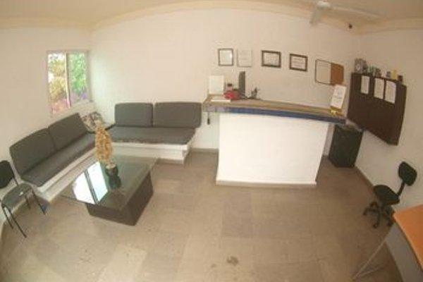 Hotel Parotas - фото 12