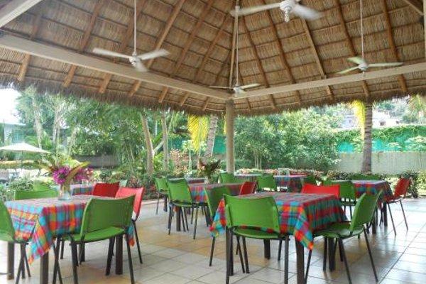 Hotel Parotas - фото 17
