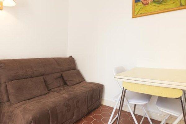 Simple Charonne Bastille Apartment - фото 23