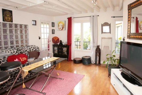 One Bedroom Apartment - Pompidou Center - 176 - 15