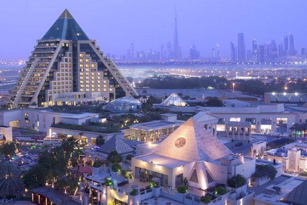 Raffles Dubai - фото 23