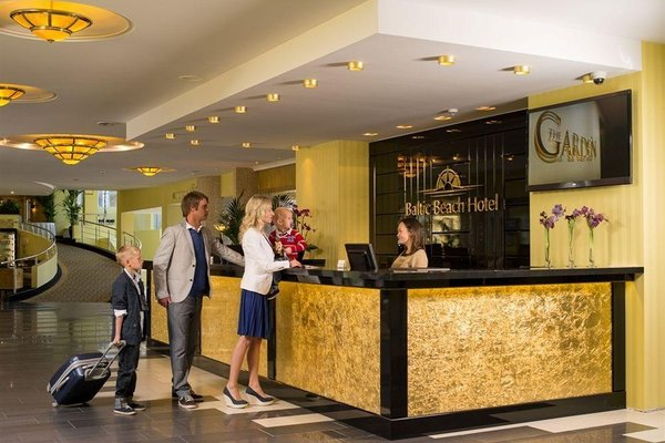 Baltic Beach Hotel & SPA - фото 14