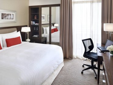 Marriott Executive Apartments Riyadh
